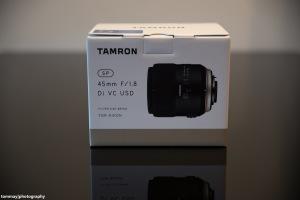 Tamron 45mm F1.8 VC USD (1)